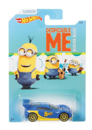 Hot Wheels Despicable Me Synkro